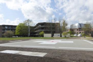 Hubschrauberlandeplatz KKB