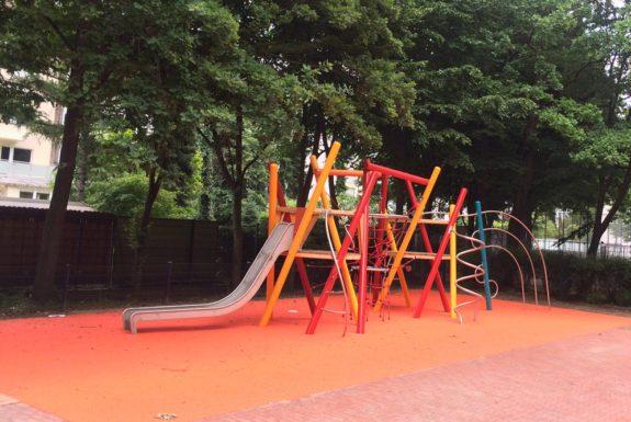 Kinderspielplatz Gartenstraße