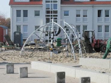 Kinderspielplatz Langrederhof