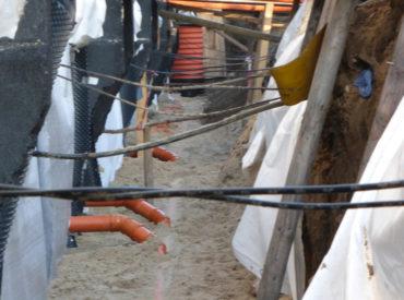 Kellerwandsanierung Drewes Landschaftsbau Hannover
